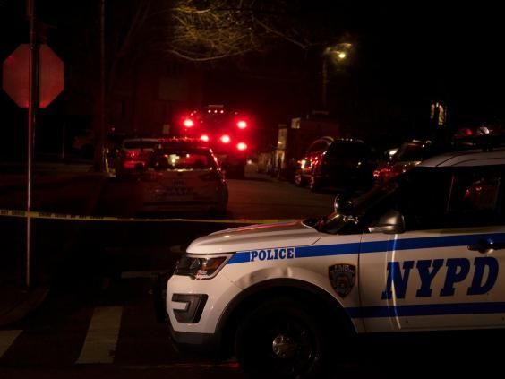 NYPD responded to shots in Todt Hill section of Staten Island (AP)