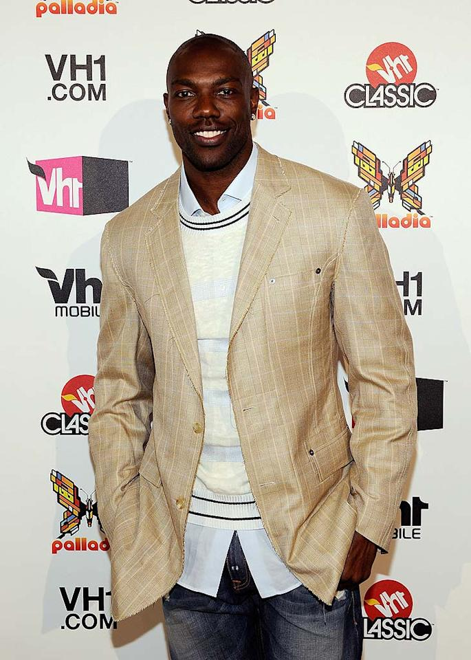 "Terrell Owens scored with another season of ""The T.O. Show."" In upcoming episodes, the NFL player must once again try and find another team in the off-season while having the chance to reconnect with his kids and his ex, Kari. Larry Busacca/<a href=""http://www.gettyimages.com/"" target=""new"">GettyImages.com</a> - April 20, 2010"
