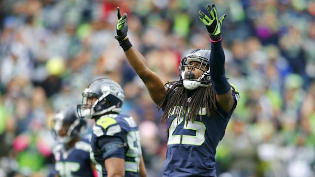 The Richard Sherman trade rumors are real ... not that anybody needed another lesson that the NFL is a cold, bottom-line business.