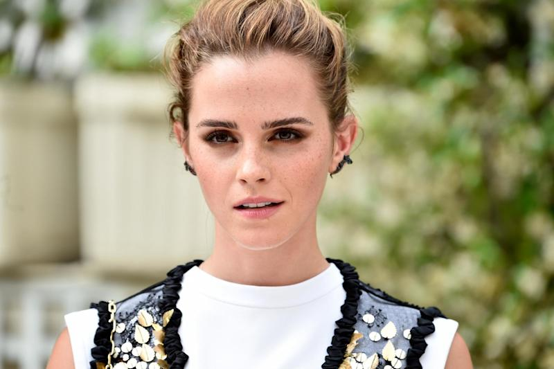 'White supremacy is tightly stitched into society': Emma Watson has spoken out (Getty Images)