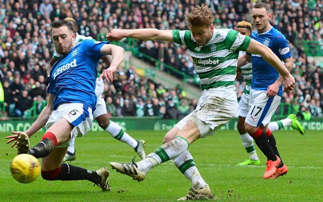 <span>Staurt Armstong has been one of Celtic's stand-out performers this season</span> <span>Credit: Getty Images </span>