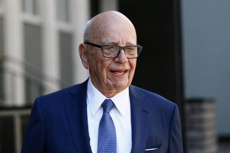 Fox News Sexual Harassment Allegations Could Hurt Murdoch's Sky Bid