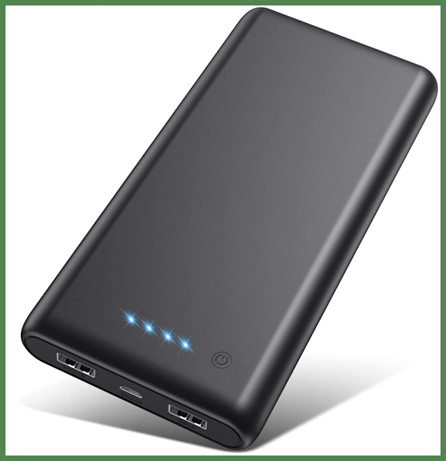 For Prime members only: Save $4 on this Yacikos Portable Charger (26800mAh). (Photo: Amazon)
