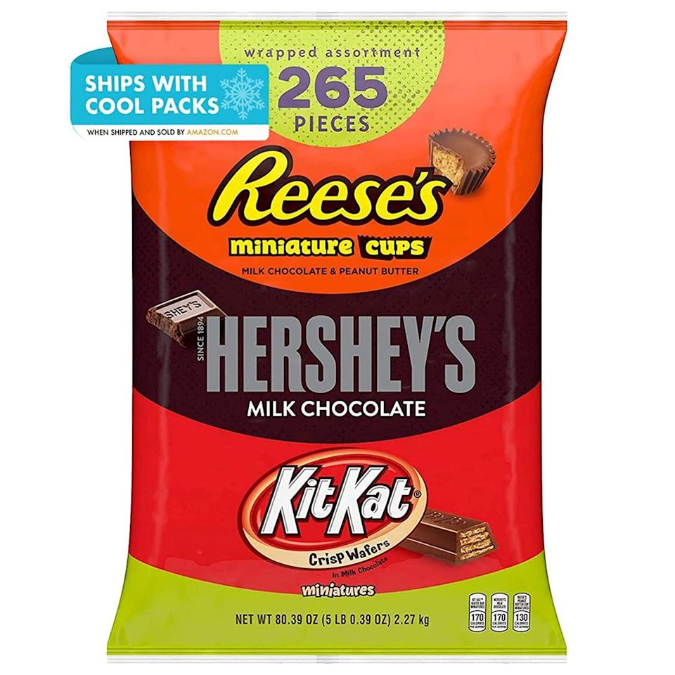 Reese's, Hershey's and Kit Kat Assorted Bag