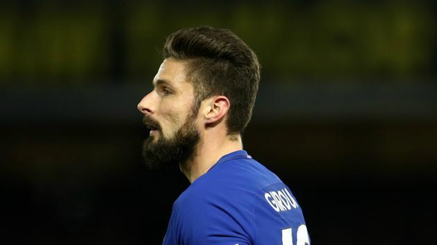 <p>Roma wanted Giroud as Dzeko replacement, confirms sporting director Monchi</p>