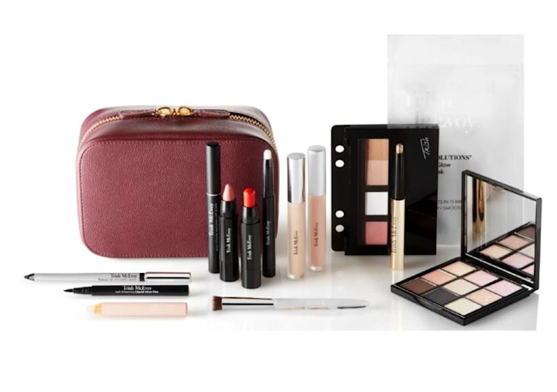 Trish Mcevoy power of makeup planner collection. (Photo: Bluemercury)