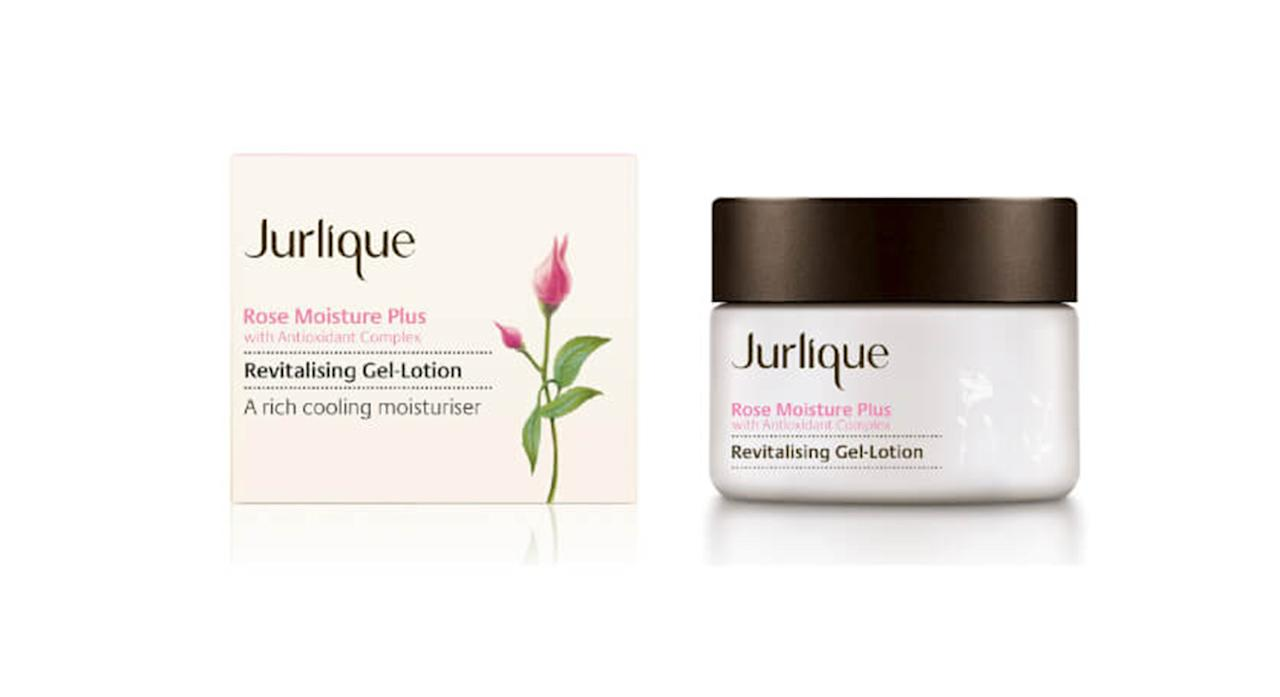<p>Packed with natural goodies like green tea, grape seed and rosehip – this cream is ideal for combination skin. The rose extract is also anti-inflammatory so will take care of any dry or red patches. </p>