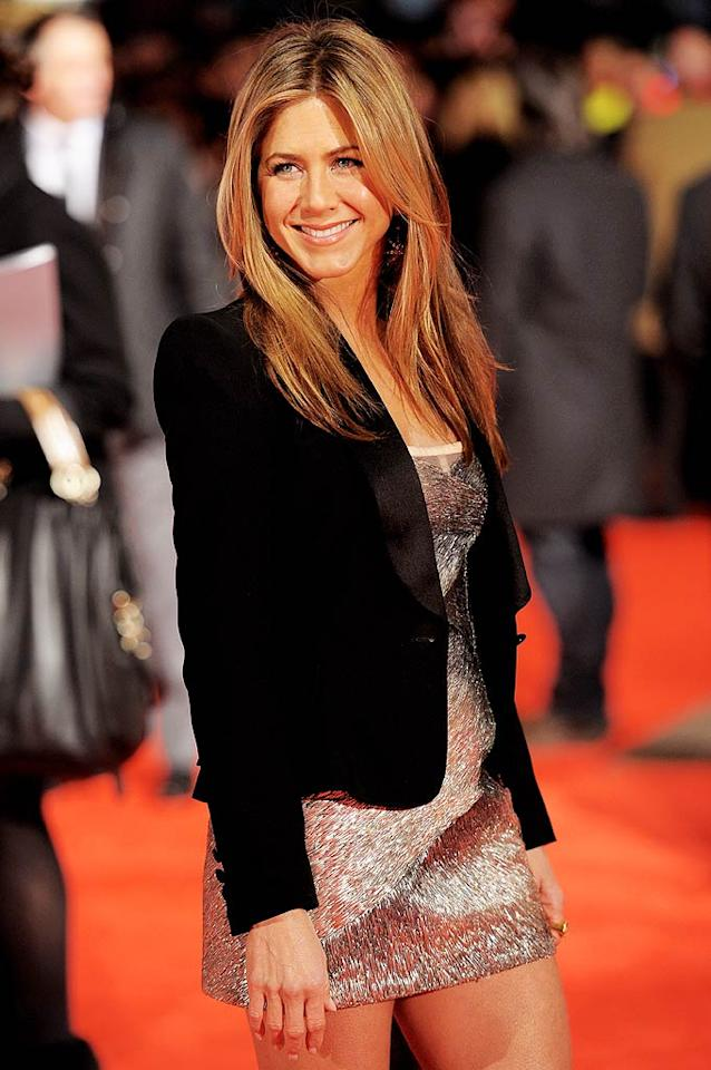 """February 11: Jennifer Aniston turns 42 Ian Gavan/<a href=""""http://www.gettyimages.com/"""" target=""""new"""">GettyImages.com</a> - March 11, 2010"""
