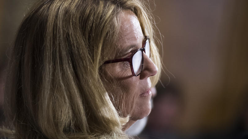 Christine Blasey Ford's Attorneys Reveal Statement From Corroborating Witness