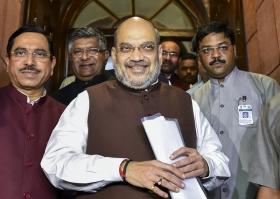 India's economic fundamentals are strong, says Amit Shah