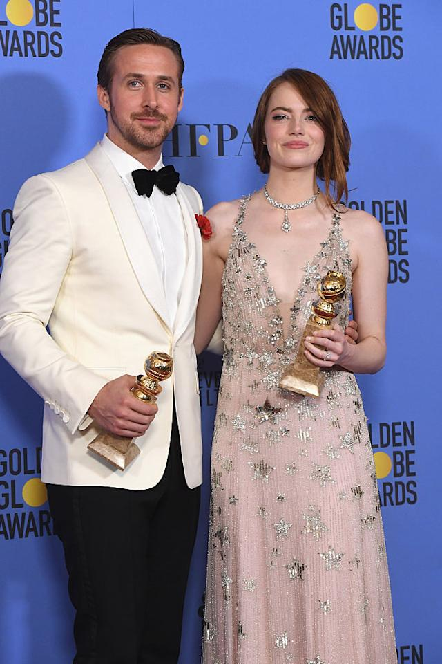 "<p>Prima di ""La La Land"", i due colleghi hanno recitato in ""Crazy, Stupid, Love"" e ""Gangster Squad"". </p>"