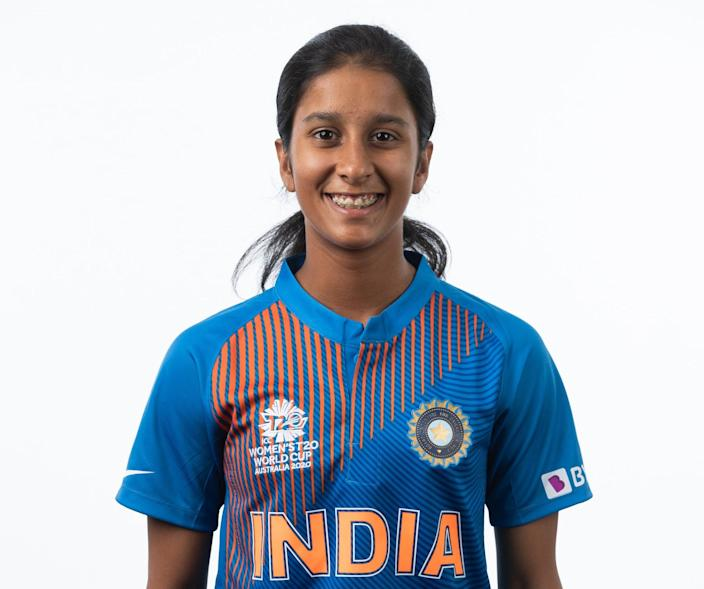 Jemimah Rodrigues (Photo by Matt King-ICC/ICC via Getty Images)