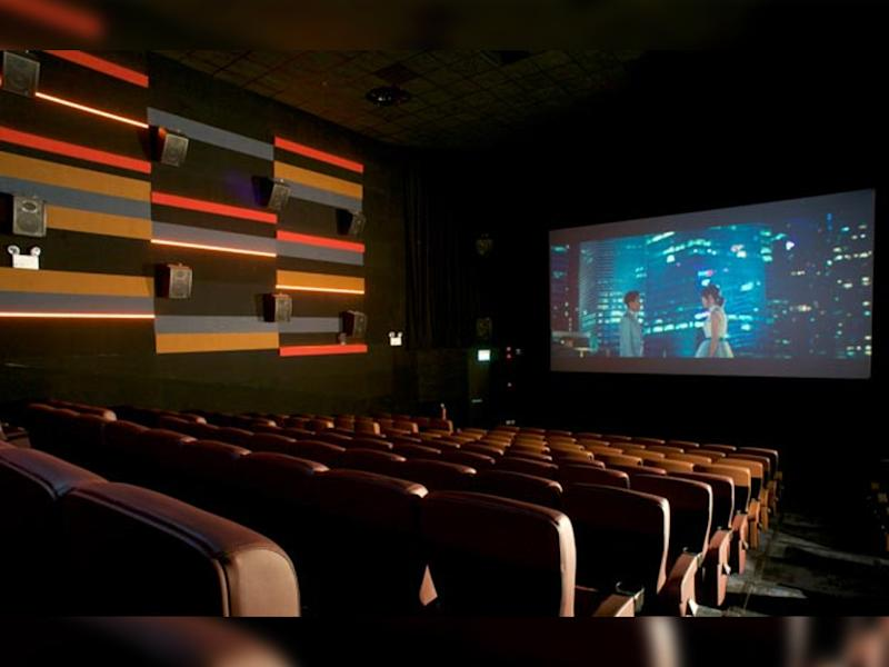 There will be a limit to the number of cinema patrons allowed in each hall.
