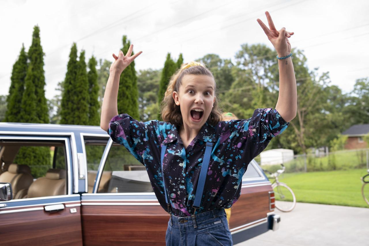 "<p>Get ready to get in a time machine and head back in time with the <a href=""https://www.seventeen.com/celebrity/movies-tv/a28278021/stranger-things-season-4-netflix/"" target=""_blank"">latest season of <em>Stranger Things</em></a>. The citizens of Hawkins, Indiana are getting ready for the summer of their lives in 1985. Of course, this means that they will be <a href=""https://www.seventeen.com/celebrity/movies-tv/a28352916/polaroid-onestep-stranger-things-camera/"" target=""_blank"">going all out with the '80s references</a> and they certainly did not disappoint. While we've seen some of these already, <a href=""https://www.seventeen.com/celebrity/movies-tv/a28352073/who-is-suzie-stranger-things-3/"" target=""_blank"">some brand new characters</a> and our old favorites came together to remind us what the 1980s were all about, <a href=""https://www.seventeen.com/celebrity/movies-tv/a28337464/who-dies-in-stranger-things-3/"" target=""_blank"">while also trying to fight</a> some crazy monsters that were taking over their town. So sit down, grab your scrunchie and New Coke, and get ready to go down this crazy rabbit hole of '80s references. These are all the fun '80s easter eggs in season 3 of <em>Stranger Things</em><em>...</em><em></em></p>"