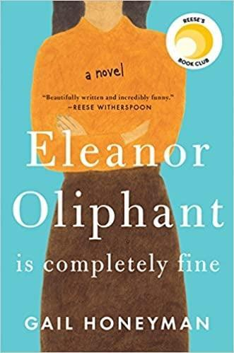 <p><span><strong>Eleanor Oliphant is Completely Fine</strong></span> is about a young woman who would rather stay home and away from social settings. That all changes when she runs into her coworker and the two save an older man. They all form a unique friendship, leading to Eleanor's recovery from a broken heart.</p>