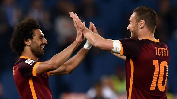 ​Roma legend Francesco Totti believes Liverpool's Mohamed Salah is already in the world class bracket after an incredible start to his Anfield career. The Egyptian winger, signed from the Serie A side for £36m last summer, has plundered 30 goals already for the Reds and made eight assists and is staking a strong claim for signing of the season. One man well placed to comment on Salah's ability is Totti, who spent two years in the same dressing room as the star after his failed stint in west...