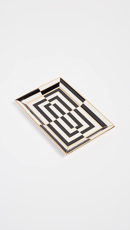 "<h3><a href=""https://amzn.to/3iymmF1"" rel=""nofollow noopener"" target=""_blank"" data-ylk=""slk:Jonathan Adler Rectangle Tray"" class=""link rapid-noclick-resp"">Jonathan Adler Rectangle Tray</a></h3><br>This Jonathan-Adler-Amazon exclusive tray is a stylish catchall for treasures and trinkets.<br><br><strong>Jonathan Adler</strong> Rectangle Tray, $, available at <a href=""https://amzn.to/3iymmF1"" rel=""nofollow noopener"" target=""_blank"" data-ylk=""slk:Amazon"" class=""link rapid-noclick-resp"">Amazon</a>"
