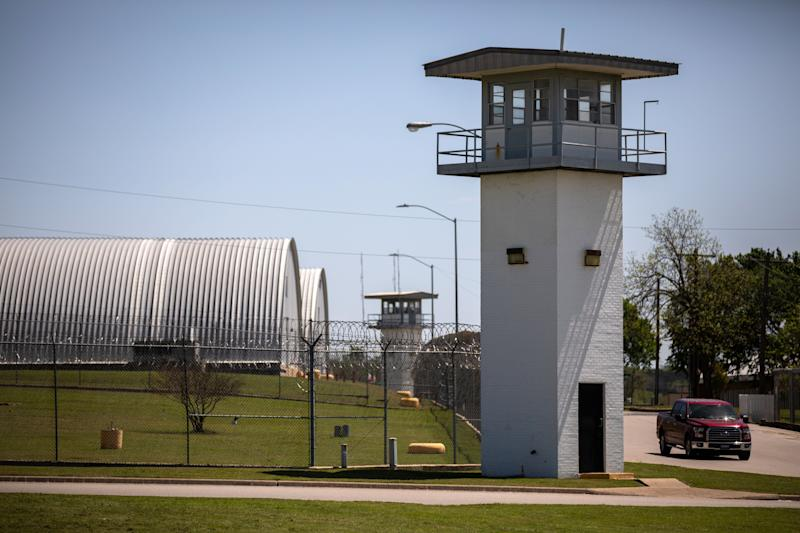 The Hilltop Unit in Gatesville, Texas, the prison where Lici has been incarcerated since 2018.  (Photo: Tamir Kalifa for HuffPost)