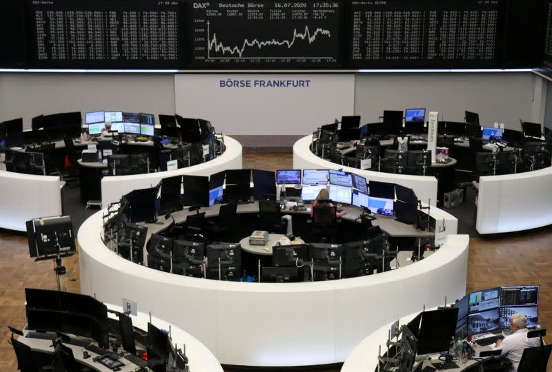 European stocks end off session lows ahead of EU summit