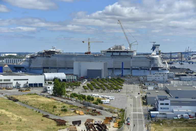 Italian firm to take majority stake in French shipyard STX