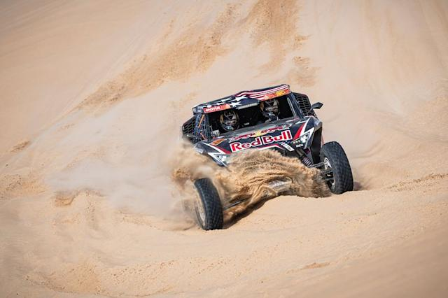 "#409 Red Bull Off-Road Team USA OT3: Blade Hildebrand, Francois Cazalet <span class=""copyright"">Red Bull Content Pool</span>"