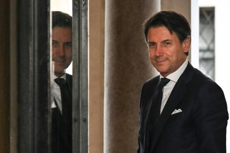Italian Prime Minister Giuseppe Conte unveiled his new cabinet on Wednesday