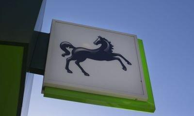 Lloyds doubles profits in 'challenging operating environment'