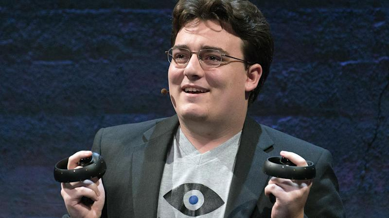 Oculus founder Palmer Luckey confirms he is bankrolling online Trump supporters