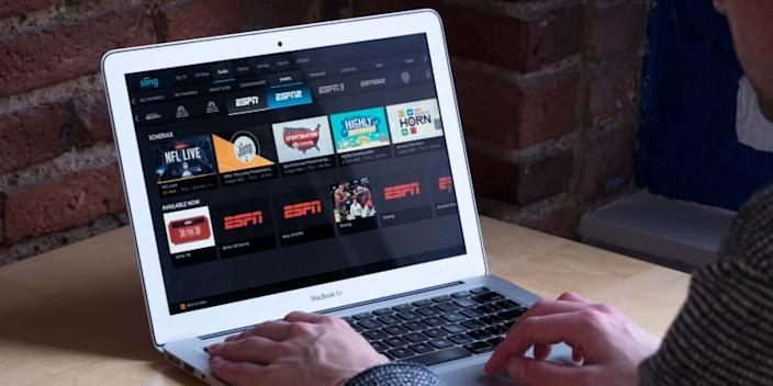 You can watch premium TV for free with Sling TV's Happy Hour Across America.
