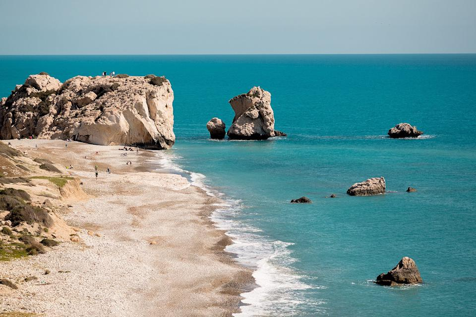 Cyprus is one of our last holiday options - Getty