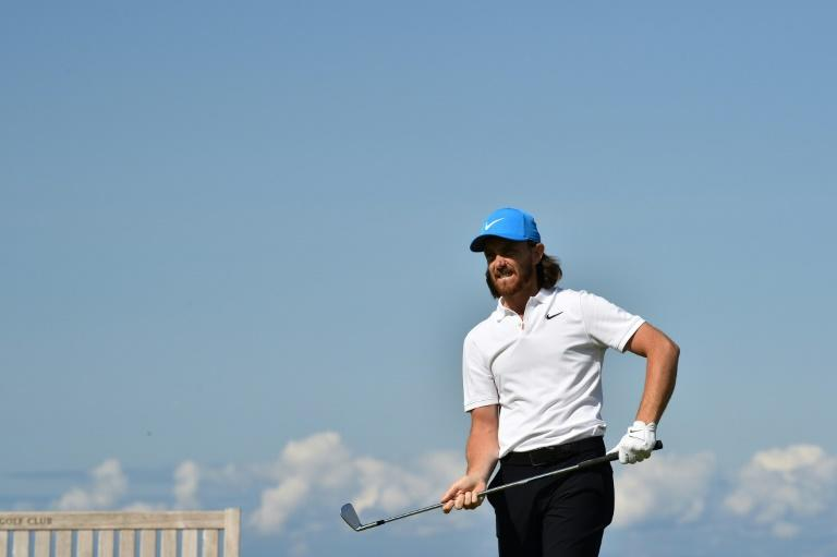 Fleetwood is Lowry's closest challenger on 12-under