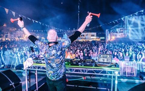 snowbombing fat boy slim - Credit: FANATIC 2019/ANDREW WHITTON