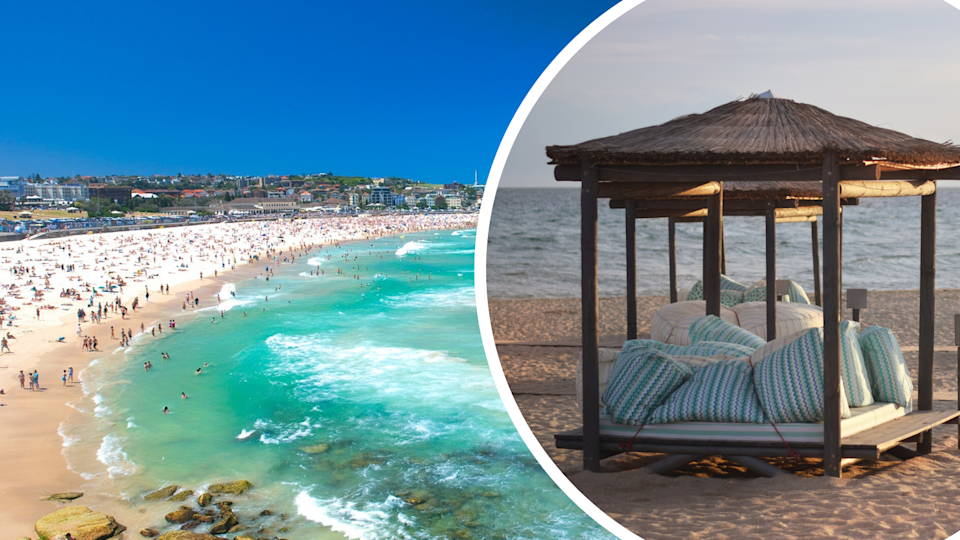 Bondi Beach could be sectioned off for rich. Source: Getty