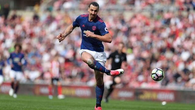<p>Now, this isn't really something we've learned this weekend, but Manchester United striker Zlatan Ibrahimovic surely proved his super-human ability on Sunday with an absolute worldie against Sunderland.</p> <br><p>The goal, taken in typical Zlatan style, was his 28th in all competitions this season, making him United's top goalscorer by quite some distance.</p> <br><p>The 35-year-old, who is known for winning trophies wherever he goes, missed out of the Premier League table this time around, but he may be tempted to stay another season to see if Jose Mourinho can get the Red Devils back to their best next campaign.</p>