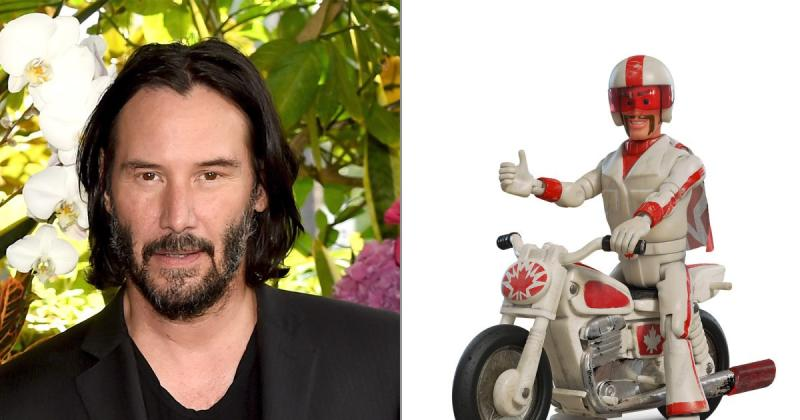 Toy Story 4 : Meet Keanu Reeves' Daredevil Toy in Latest Action-Packed Trailer