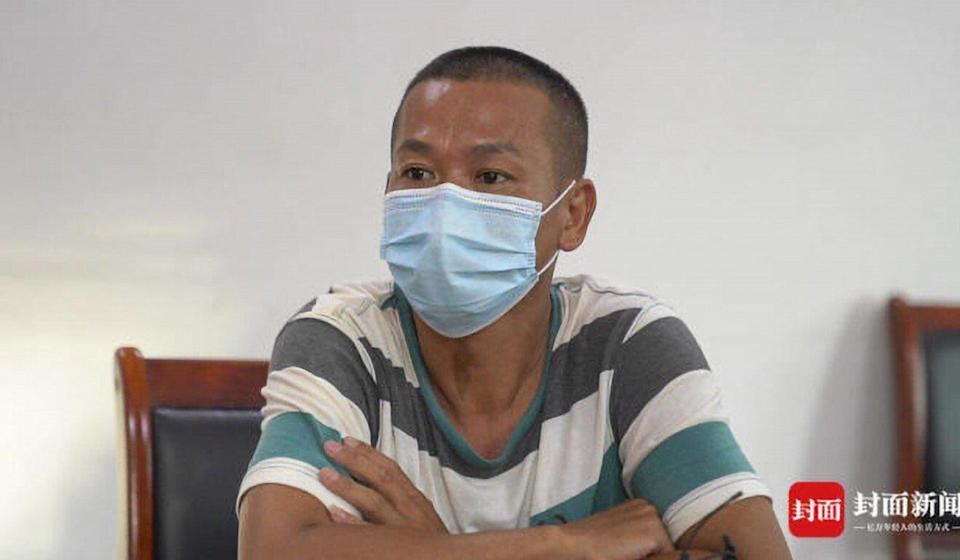 Quan's father is an orange farmer who lives in Guangdong province. Photo: Handout