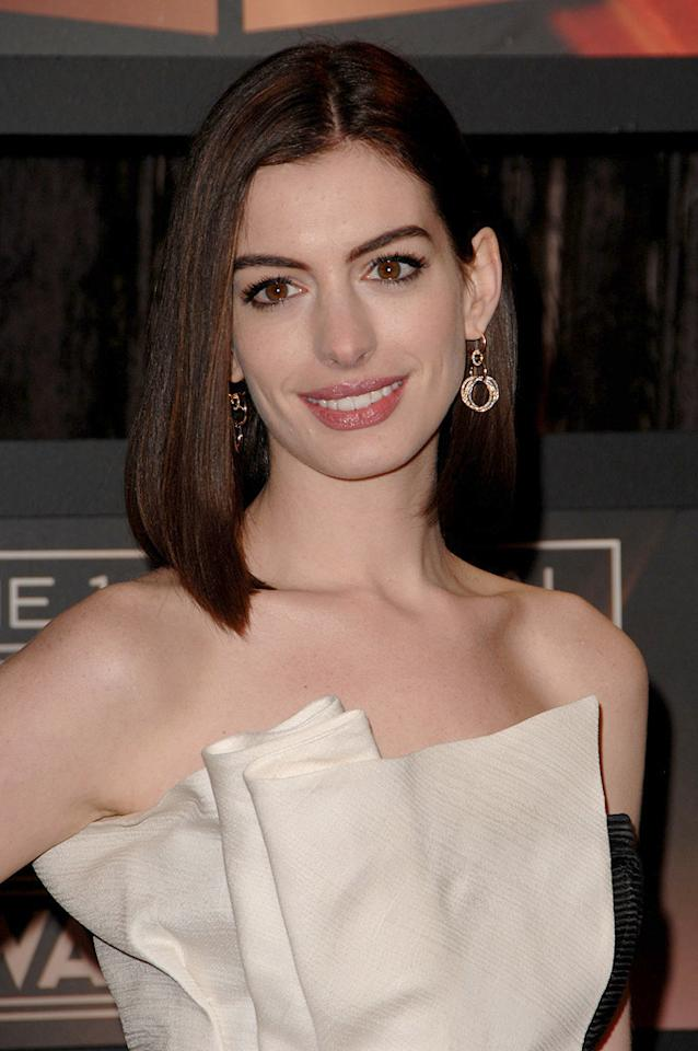 "<a href=""http://movies.yahoo.com/movie/contributor/1804705919"">Anne Hathaway</a> at the 14th Annual Critics' Choice Awards in Santa Monica - 01/08/2009"