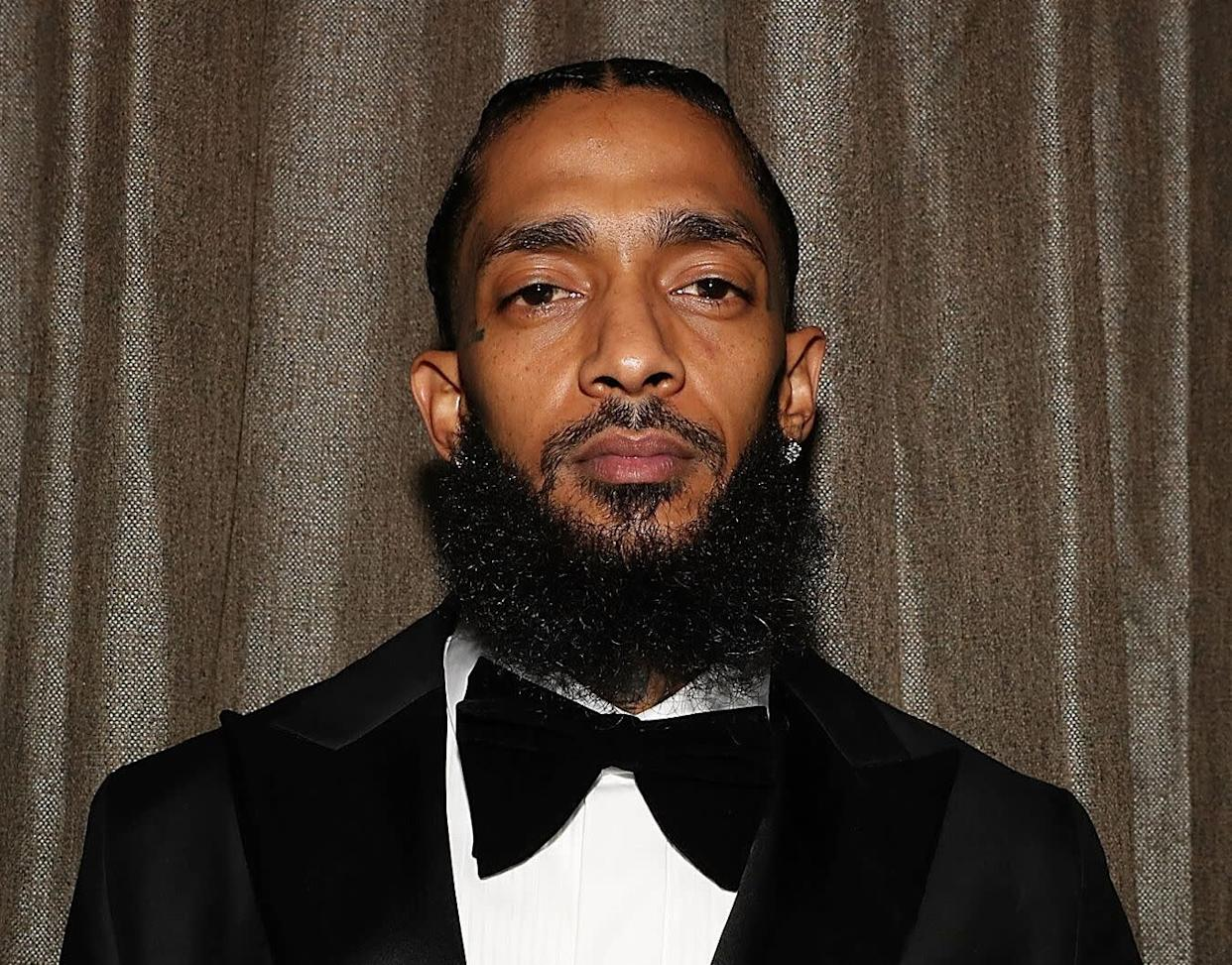 Grammy-nominated rapper Nipsey Hussle was shot and killed on March 31, 2019. He was 33.