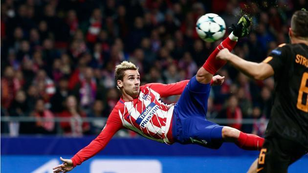<p>Atletico Madrid determined to keep France star Griezmann</p>