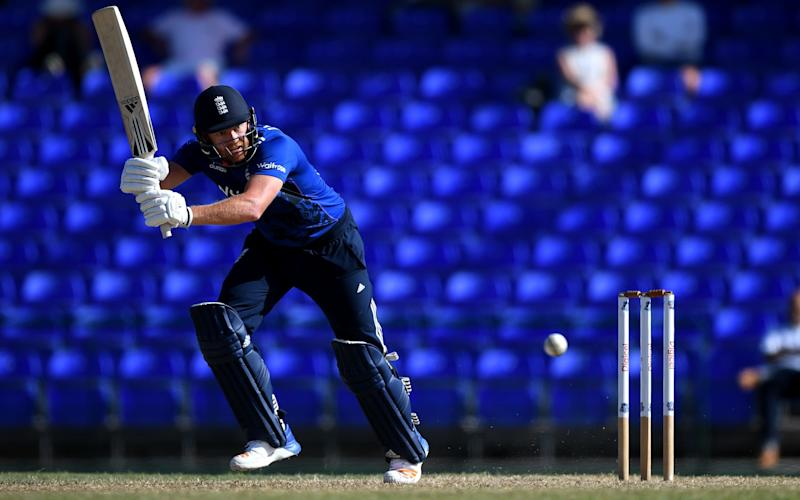Jonny Bairstow has barely played this year, as Yorkshire coach Andrew Gale has said - 2017 Getty Images