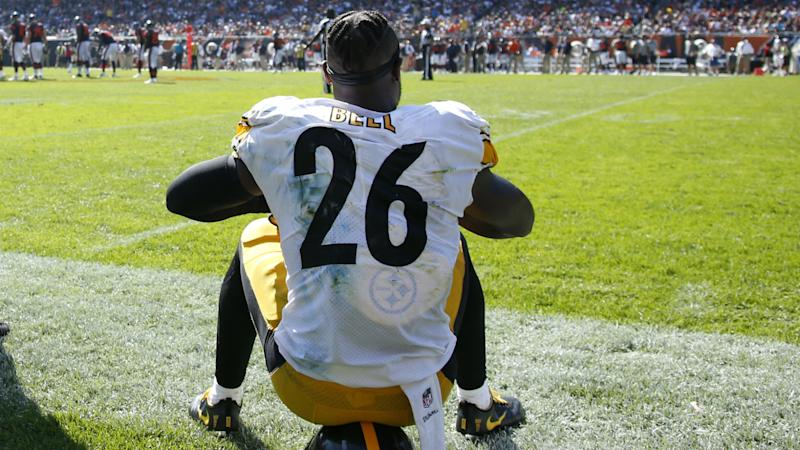 No Le'Veon Bell, no problem for James Conner and the Steelers