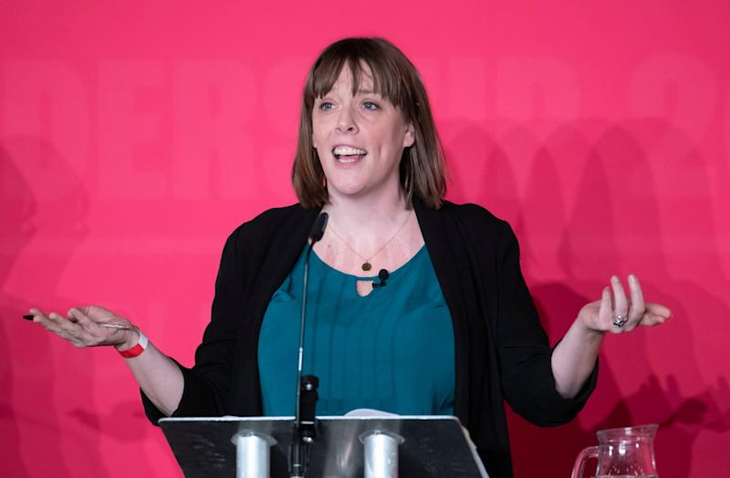 Jess Phillips has dropped out of the leadership race (PA)
