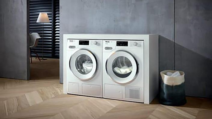 Find top brands like Miele at AJ Madison.