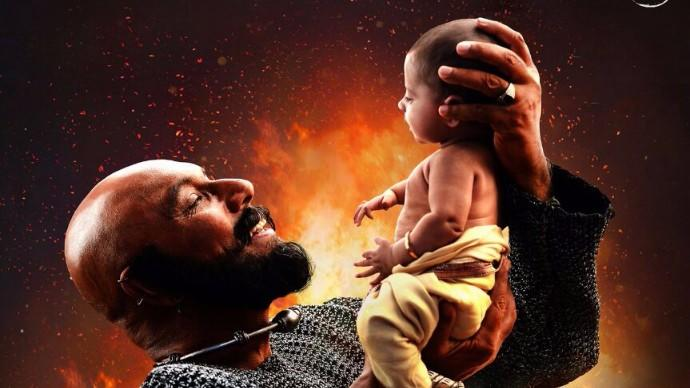 'Baahubali 2' Poster Goes Back in Time With Katappa
