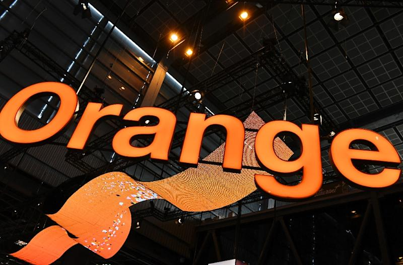 Orange won't use Huawei in France, but maybe elsewhere (AFP Photo/ALAIN JOCARD)