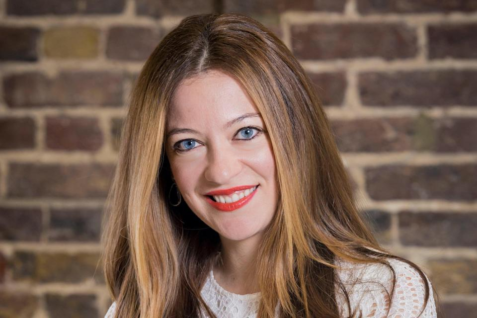 Pensionbee founder and mother-of-two, Romi Savova, argues that business leaders changing their policies is key to tackling the issue (Pensionbee)