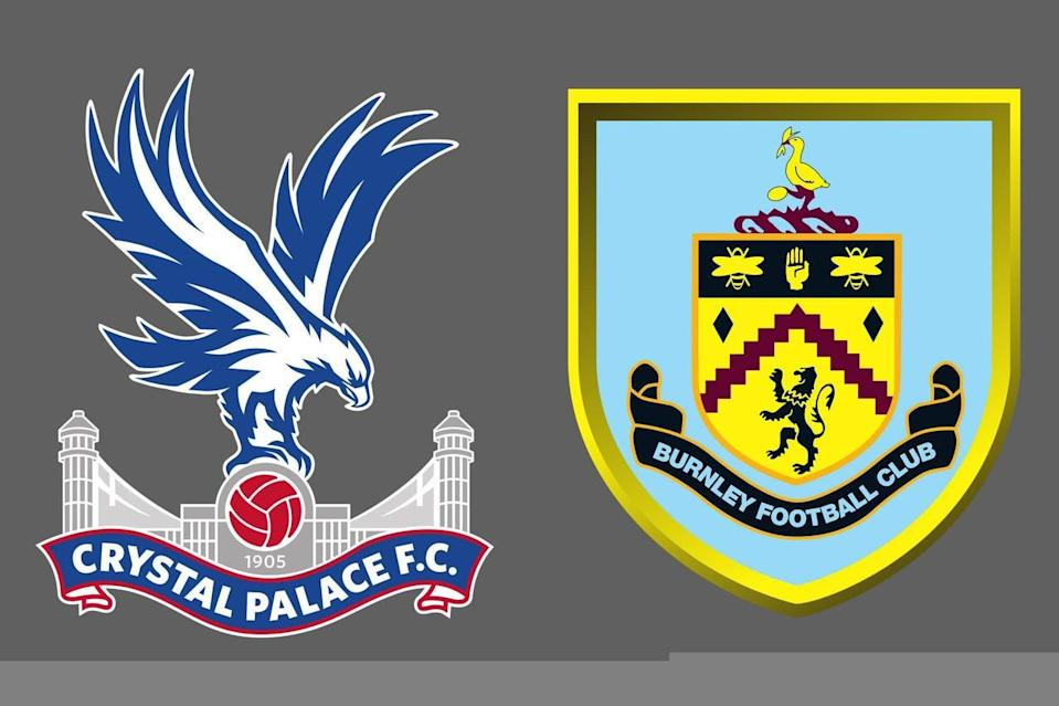 Crystal Palace-Burnley