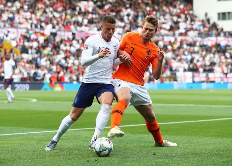 Nations League Netherlands Comes Back Beats England In Extra Time