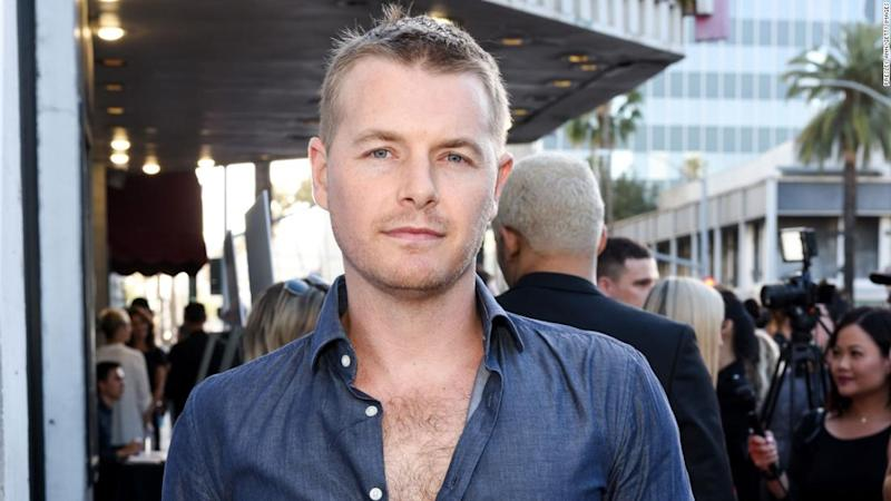 Rick Cosnett reveals he is gay