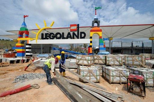 Malaysia to get Asia's first Lego hotel: It will be the world's fourth Legoland hotel